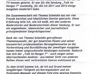 Fritz Pleitgen – ehemaliger WDR-Intendant