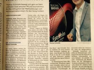 ESC Portrait Salzburger Nachrichten