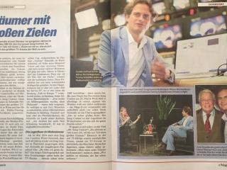 ESC Portrait Krone Magazin