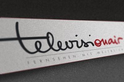televisionair Logo länglich