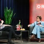 Tommy Schmidle im Gespräch mit Mirjam Weichselbraun, Bild: ORF