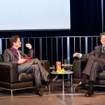 Gespräch mit Dr. Helmut Brandstätter, Bild: ORF