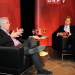 Im Gespräch mit Ex-ZDF-Chefreporter Ruprecht Eser, Bild: ORF